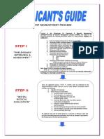 BJMP Recruitment Process