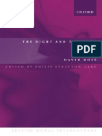 David Ross - The Right and the Good (British Moral Philosophers) (2003, Oxford University Press, USA).pdf