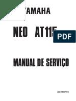 Manual de Servicio Yamaha Next