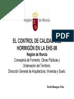 112606-20150317 Control Calidad Hormigón- Emilio Meseguer