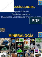 Geologia General 080616 - Mineralogia