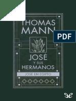 Jose en Egipto - Thomas Mann.pdf