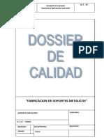 Dossier Calidad Soportes Inycom