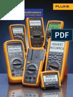 Digital-Multimeter Catalog From Fluke Bangladesh