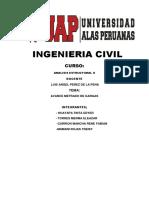 Informe de Analisis Estructural II