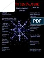 Ability Anyware Digital Quarterly (AADQ) Winter 2018