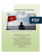 Thayer, Vietnam and the South China Sea