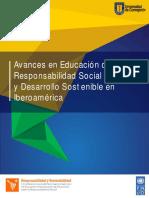 Avances en Educacion de Responsabilidad Social en Iberoamerica. Pag. 90 a La 100