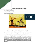 Introducción Al Procesamiento de Datos ABACOenRed Naví Rodríguez 2014
