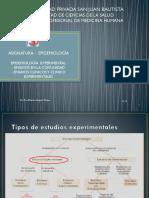 9 Clase Estudios Experimentales 2017