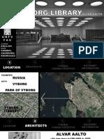 Vyborg Library Alvar Aalto