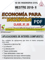 Clase 06 ECONOMIA PARA ING 2018 II.pdf