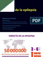 Manejo de La Epilepsia