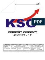August 2017, Current Connect, KSG India