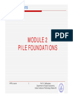 Module 2 - Pile Foundations [Compatibility Mode]