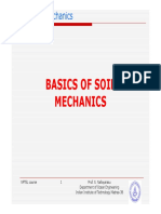 Module 1 - Basics of Soil Mechanics Finished [Compatibility Mode]