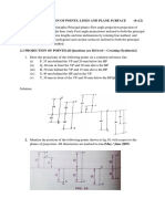 Engg Graphics - UNIT-II Questions & Answers