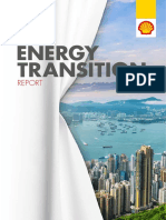 Shell Energy Transition Report Web
