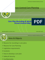 Person Centred Care Planning Copy