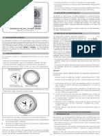Manual de Instrucciones RTL r1
