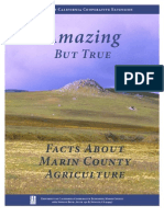 Facts About Marin County Agriculture