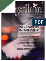 Psychic Magazine 1973 Ingo Swann
