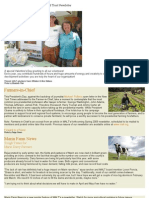 February 2009 Marin Agricultural Land Trust Newsletter