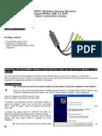 130 218 Parts Express Manual
