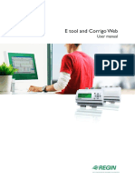 E Tool and Corrigo Web (User Manual)