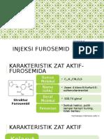 Kelompok 8_Injeksi Furosemid