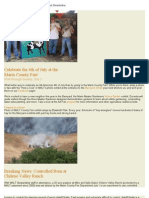 July 2009 Marin Agricultural Land Trust Newsletter