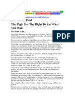 ABUSE   FDA   RAW MILK FARM FDA RAIDS2.doc