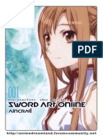 Sword Art Online Vol 1 cap 00 ita