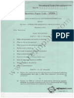 Ba7014 Imc Rejinpaul Nov.dec2014 Questionpaper