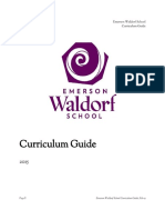 Ews Curriculum Guide 2015