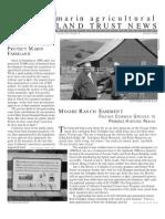 Summer 2004 Marin Agricultural Land Trust Newsletter