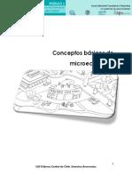 Módulo 1 Conceptos Básicos de Microeconomia