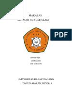 makalah sejarah islam