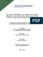 Tesis Talento Humano Nueva 19-02-2015 Empast