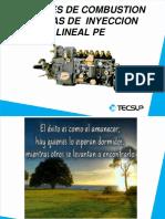SESIÓN N° 11 MOTORES DE COMBUSTIÓN INTERNA  5 C2 2018-2 bomba lineal PE.ppt