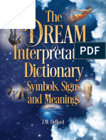 Dream in Terp Dictionary