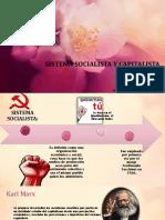 Socialista y Capitalista