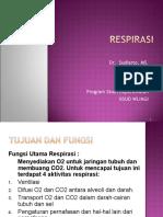 Respirasi (PSIK B 2010-2011)2003