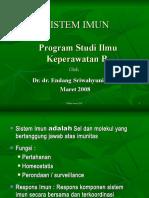 Sistem Imun. (PSIK B 2010-2011)