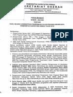 Pengumuman Seleksi Administrasi Penerimaan Cpns Kab Demak 2018