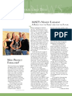 Fall 2010 Marin Agricultural Land Trust Newsletter