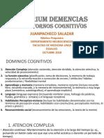 Delirium Demencias Trastornos Cognitivos