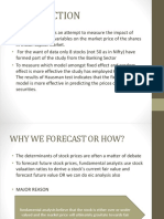 A Project Report on Determinants or Factors