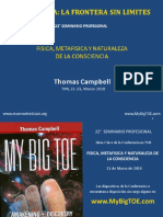 Slides TMI-22 Professional Seminar Spanish