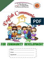 Camp Book 2018 Community
